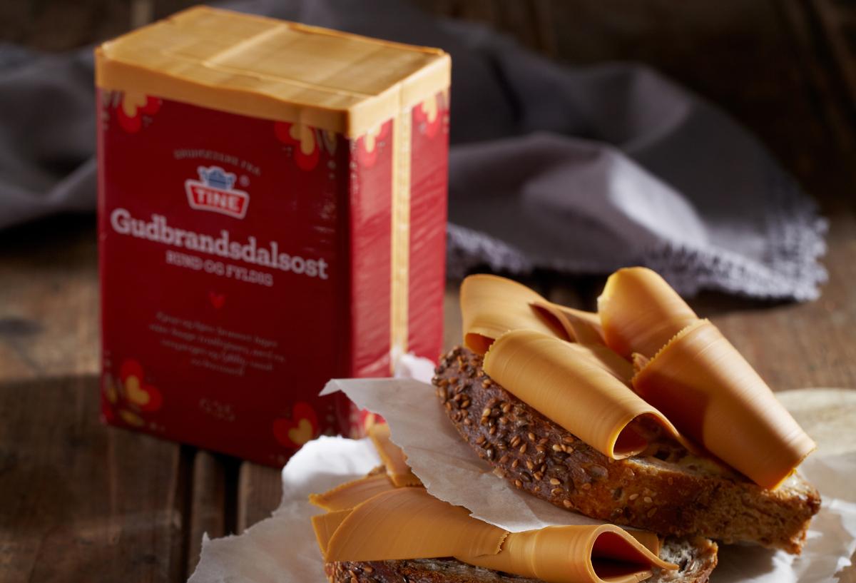 Норвежский сыр коричневый рецепт