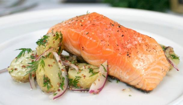 Sautéed-Norwegian-Salmon-with-Creamy-Potato-Salad_large